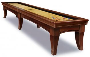 Pdf shuffleboard table building instructions diy free for Mission style entertainment center plans